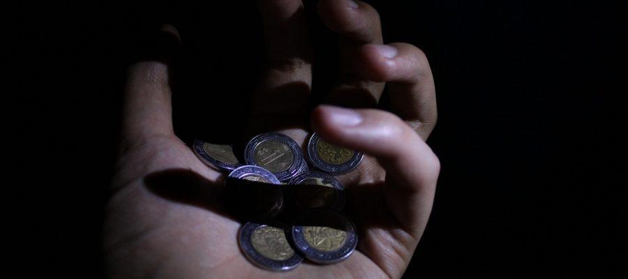 Coins Money Hand Cash Shadow Dark  - BLASfemia_Bernal / Pixabay